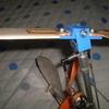 RCオートジャイロのローター回転テスト