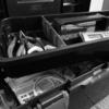 【メイホウ(MEIHO)工具箱 ハードマスター500 レビュー】大きくて頑丈な工具箱に乗り換え!仕切りもあり物がたくさん入って便利です。
