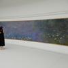 オランジュリー美術館の印象派の絵画