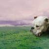 【Photoshop】草原にブルドックを召喚しよう