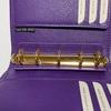 システム手帳の修理;「バインダー金具を日本で流通しているマイクロ5穴の金具に交換していただきたいです」・・・K's factory