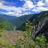 2018/8/13-8/15 沼平から笊ヶ岳 Day1(青薙山・稲又山・所の沢越)