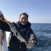 北九州の白島沖でマグロだなんて
