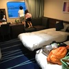【おでかけ】名門大洋フェリーでデラックスルーム利用!寝ているうちに目的地に到着できるのでとてもよかったです