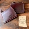 丸正レザー クロムエクセル L字ファスナー財布を買ってみた♪