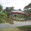 丸亀の大名庭園「中津万象園」
