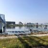 江戸川を歩く 放水路河口から流山橋 その1)国府台まで