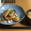 「嫁ごはん」Part.20(鶏肉とレタスのオイスター炒め丼)