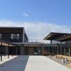岡崎市立額田図書館の新館を訪れる