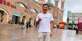 中国・新疆ウイグル自治区の首府、ウルムチに到着!