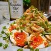 【レシピ】鶏ささみともやしの無限ナムル~半熟味玉添え~