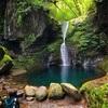 【滝】おしらじの滝。マニアが教えたがらない隠れたスポット。栃木県矢板市の神秘的な滝