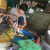 カンボジア・タイ・ミャンマーの旅2016*プノンペン2日目① 〜朝のセントラルマーケットと朝ごはん〜*