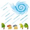 生還するんだっ! 台風接近の山中から脱出 写真はグーグルマップ