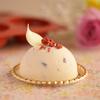 ベリーのドームアイスケーキ