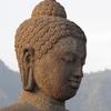 仏教の祭日/ボロブドゥール寺院 ~ ジャワの思い出