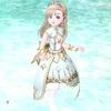 【カンフードレス】で王道プリンセスコーデ