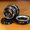 レンズ紹介 Industar61 52mm F2.8