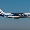 【撮影記】Volga-Denpr Airlines Antonov An-124飛来