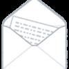 代理母への手紙