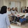 学校保健委員会 救急法講習会