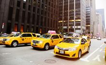 NYのイエローキャブが黄色ではなくなる日。英語多読ニュースフラッシュ