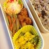 貝の缶詰の炊き込みご飯弁当