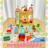 おうち時間に 子供と楽しむペーパークラフト「Creative Park」でジオラマを作ってみたよ♪