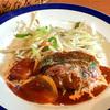 【東京浅草】『浅草寺』参拝の後は仲見世通りにある「浅草ステーキハウスのぶ」へ。ハンバーグが美味しいよ♪