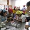 【ジュニア料理教室・蒸しパンケーキ】