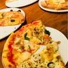 今日はピザの日〜〜(個人的に)