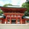 大宮 氷川神社に行ってきました。