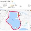 テンポ走5km