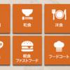 金曜夜に羽田空港3階でぼっち食 5連発