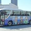 新宿-河口湖・平野線1155便(富士急山梨バス) QQG-RU1ASBR