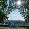 【スイス・チューリッヒ】で見つけた絶景。『リンデンホフの丘』からの眺め。