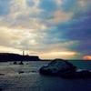 海沿いの老舗旅館、犬吠埼温泉ぎょうけい館に泊まって朝日を見たよ