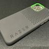 iPhone11 Pro 冷却に効果的なケース Razer Arctech Slim Black