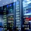 動く株価、意識される中国不動産開発の債務危機