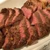 クックマイスターで低温調理ステーキ