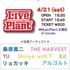 4/21(土) Live Plant出演者紹介④ Shinya with T