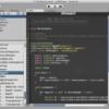 Unityエディタでスクリプト更新、UniIDE