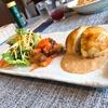 那覇市泊にある素敵な洋食食堂