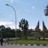 インドネシア旅行記 【バリ編】 ングラライ国際空港へ到着 入国や両替など空港の様子