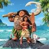 映画【モアナと伝説の海】ディズニー版マッドマックス!?とにかくカッコイイ名言を3つベストワードレビュー!