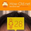 今日の顔年齢測定 109日目
