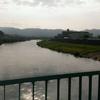 宇治までランニング 三室戸寺~天ヶ瀬の吊り橋へ