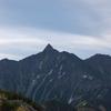 天気☔不良により『槍ヶ岳』登山中止