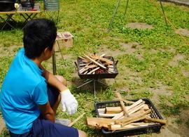 俺的、親子キャンプのススメ。あると便利な「キャンプ道具3選」と子供も作れる「牛タンの香草塩釜焼き」
