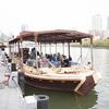 <大阪>屋形船の淀川ツアー「甦れ!淀川の舟運」。毛馬の閘門も見られます。春は造幣局のお花見も!